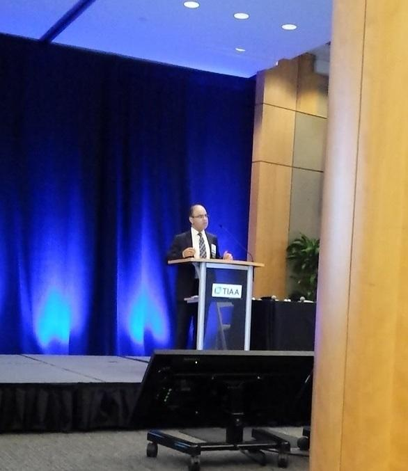 SynergisticIT Founder asked to speak at 2018 TIAA Supplier Summit